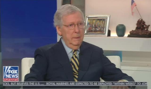 McConnell Lies About Merrick Garland On Fox And Friends
