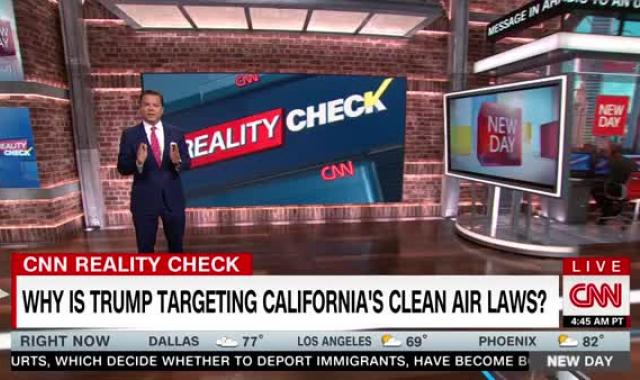 John Avlon: Trump Is Going After California Emissions Laws 'Because He Can'