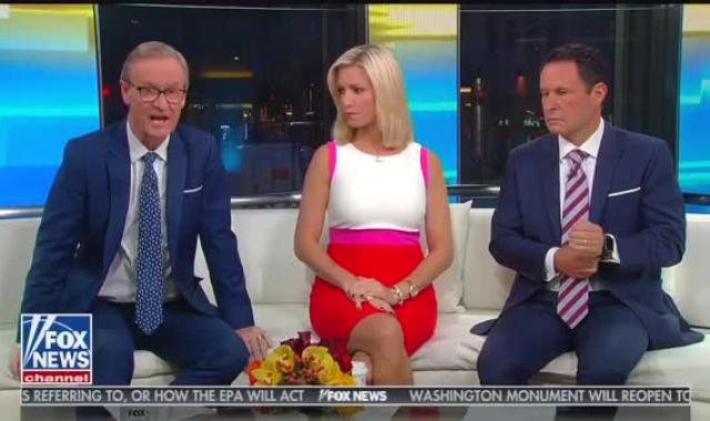 Fox And Friends Finds New And Embarrassing Ways To Praise Trump
