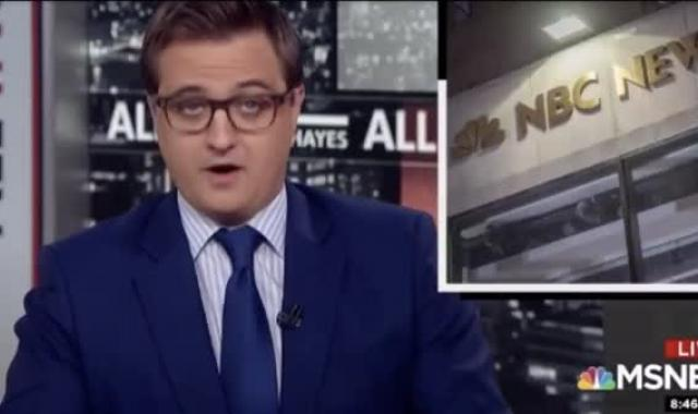 Chris Hayes Tackles NBC News And MSNBC's Corporate Cowardice