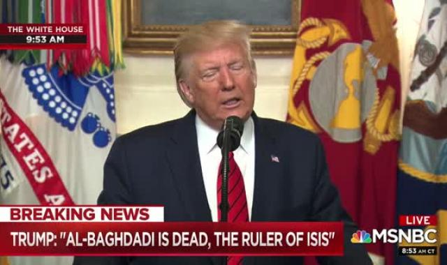 Trump Whines: My Murder Of A Terrorist Leader Is BIGGER Than Obama's
