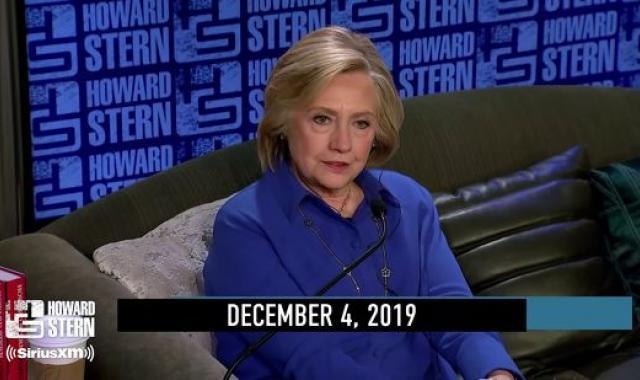 Hillary Confirms George Bush's Reaction To Trump's Inauguration Speech