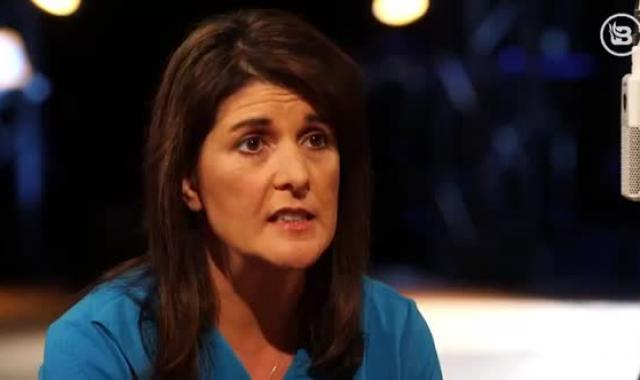 Nikki Haley: Dylan Roof Hijacked Confederate Flag, A Symbol Of 'Service, Heritage And Sacrifice'