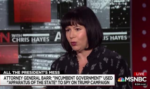 Michelle Goldberg: The Lies Are A 'Psychic Tax On The American People'