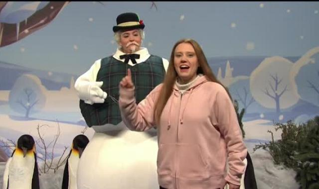 SNL Cold Open: A Tale Of Three Political Family Holidays