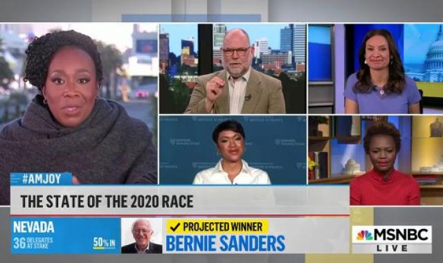Joy Reid Reminds Dem Consultants And Boomers That Younger People Outnumber Them