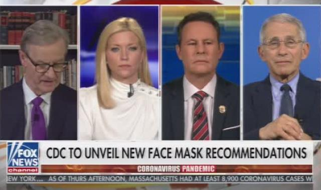 Fauci Flays Fox And Friends For Foxsplaining Fake COVID Cure