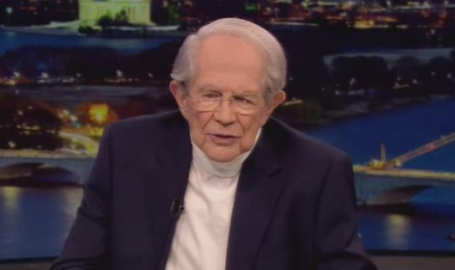 Pat Robertson: Trump Should've Spoken Out About The Floyd Murder But  Got Sidetracked By Space X