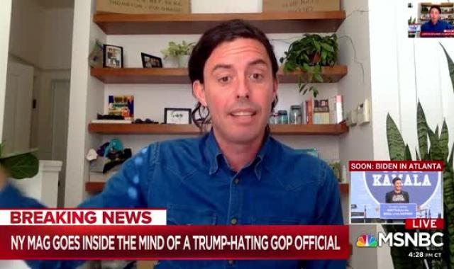 Anti-Trump Republican Scorches The GOP Trump Enablers: 'They Didn't Save Anything!'