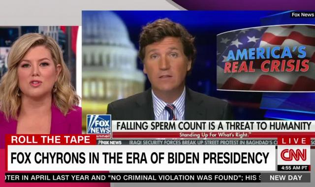In Her A.M. Debut, Brianna Keilar Brings Sharp Attack On Fox Chyrons