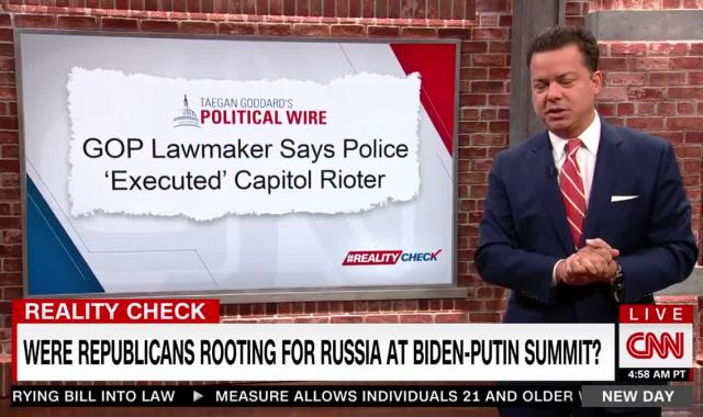 Reality Check: Republicans Accuse Joe Biden Of Being Soft On Russia