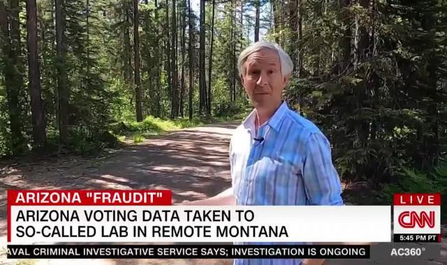 Why Is Arizona Voting Data Being Hidden In Montana?