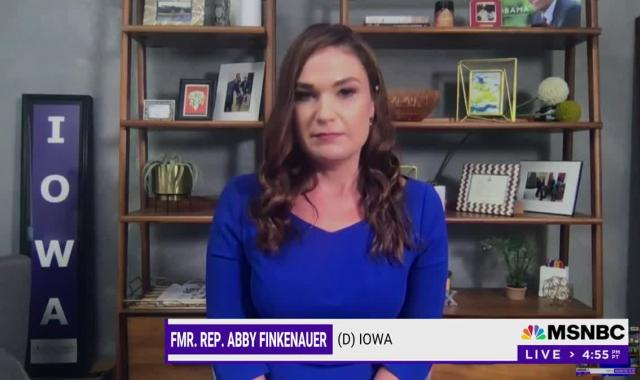 Can She Defeat Chuck Grassley? Abby Finkenauer Says She Can