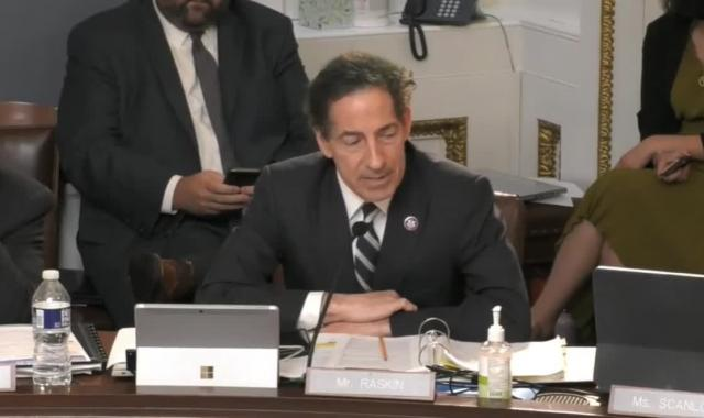 Raskin Calls Out GOP Rep For 'Tourists' Remark About Insurrection