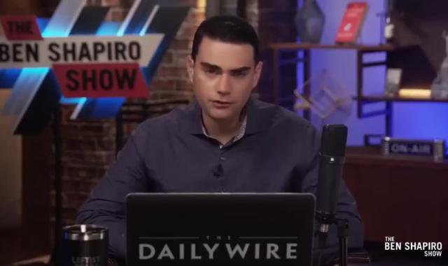 Dweeb Ben Shapiro Proposes Texas Secede For GOP 'Win'