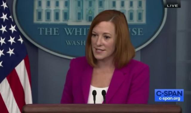 Psaki Guts Doocy's Misogynistic Lie About Pregnant Women In Texas