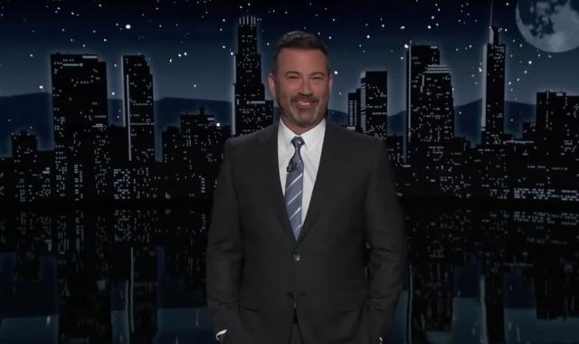 Jimmy Kimmel: Pandummies Unite In The  'Clown Hall'