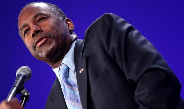 Carson: If Other Groups Make Demands Like Gays We'll Have 'Chaos'