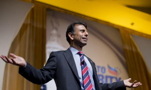 Bobby Jindal Complains About 'Unfair' 'Koch Primary'