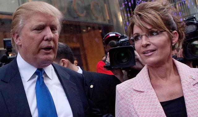 Palin Rails Against 'Politics Of Personal Destruction' Then Slams 'Itty-Bitty Pundits'
