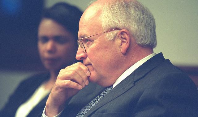 Dick Cheney Thinks He's A Role Model For Barack Obama