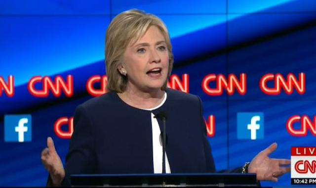 Hillary Smacks Down Fiorina, Family Leave And Planned Parenthood Nonsense