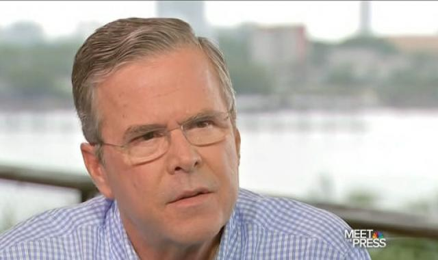 Jeb Bush Would Make No Exception For Abortion For The Health Of The Mother