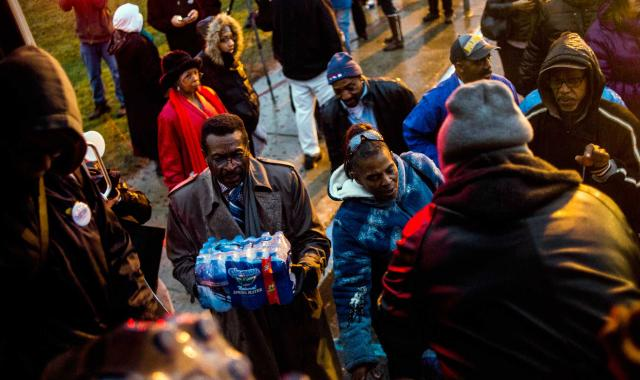 The Flint Water Crisis: It's All Obama's Fault