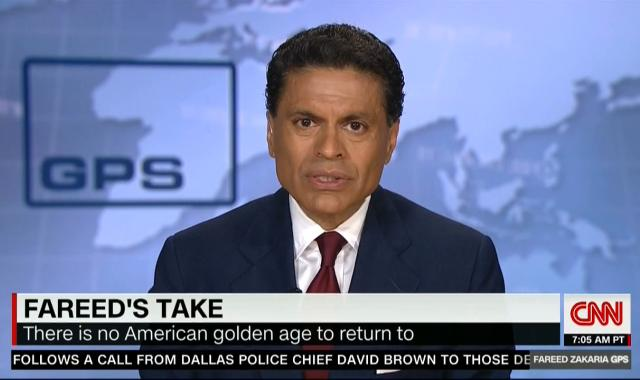 Fareed Zakaria:  'Golden Age' GOP Promises? Never Existed