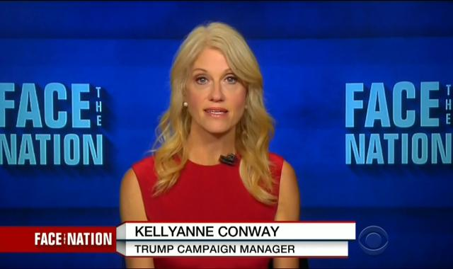 Kellyanne Conway Defends Trump's Tweet About The Death Of Dwyane Wade's Cousin