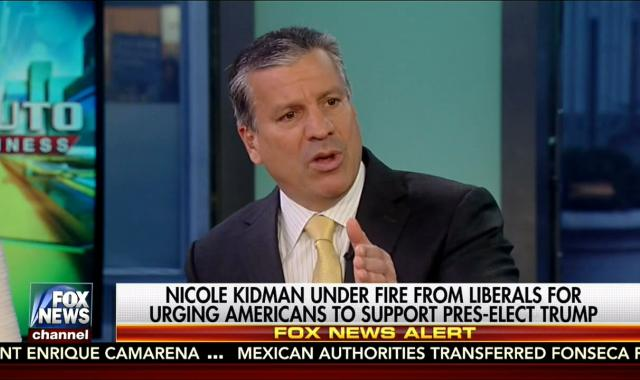 Fox News Yakker: 'The Real McCarthyism Is Hollywood'