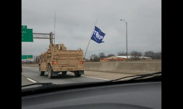 What Are These 'Trump Flags' About?