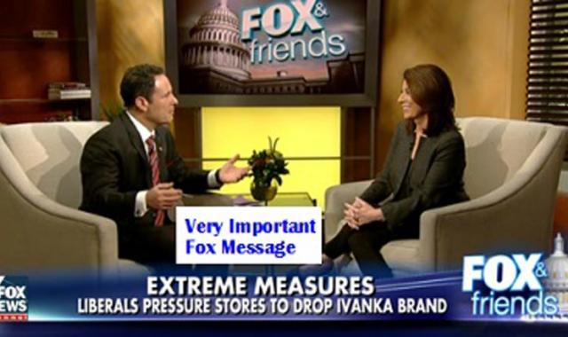 Fox's Tammy Bruce Calls Feminists 'Anti-Woman' For Being Mean To Ivanka And Melania Trump