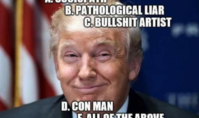 Trump Spews Lies, Defends Bill O'Reilly; NYT Acts As Stenographer