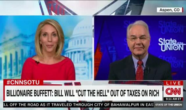 HHS Secretary Price Lies About Medicaid Cuts In GOP 'Health Care' Bill