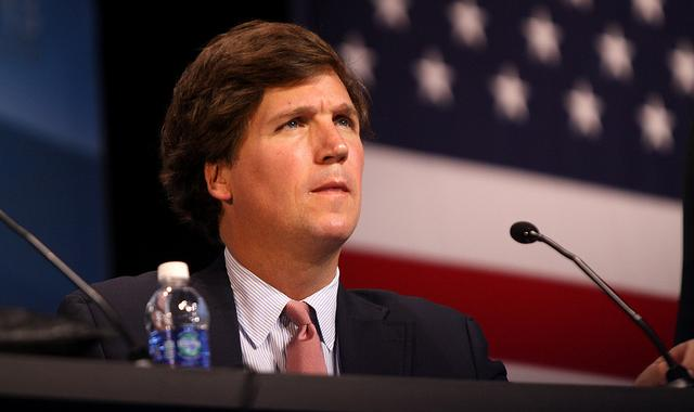 Tucker Carlson Never Told Public He Made $150K From Trump Campaign