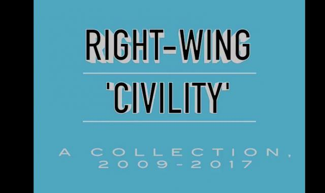Right Wing 'Civility': A Collection Of Vile Republican Moments