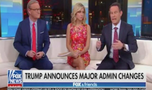 Trump's Fox And Friends Advisor Recommends David Bossie For Chief Of Staff