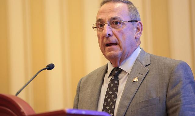 Maine's Paul LePage Found To Have Booked 40 Rooms At Trump's Hotel