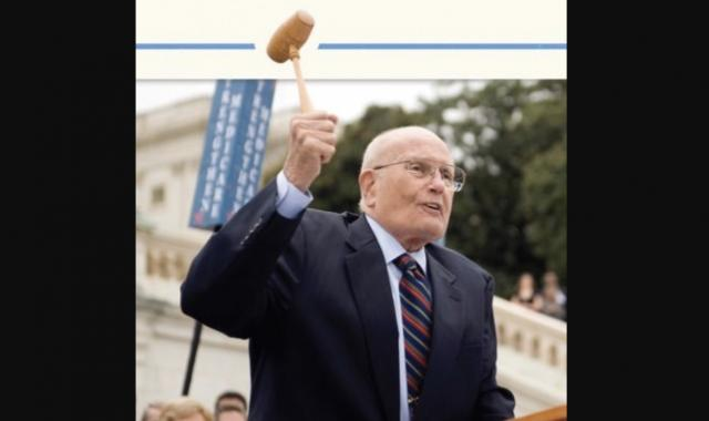 John Dingell's Parting Message To America