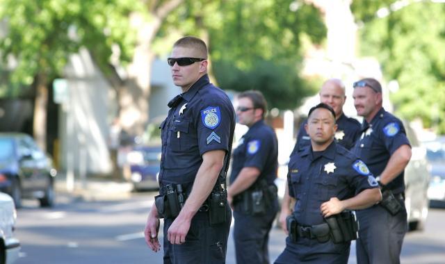 Sacramento Police Put Bag Over 12-Year-Old Boy's Head During Arrest