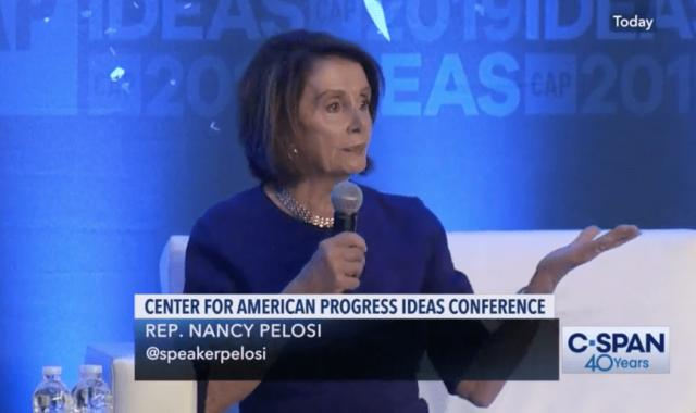 Right-Wingers Spread Doctored Video Of Nancy Pelosi