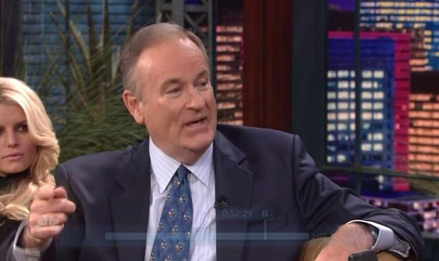 Bill O'Reilly Shows His Ignorance Of History, Immigration Policies And White Privilege In One Tweet
