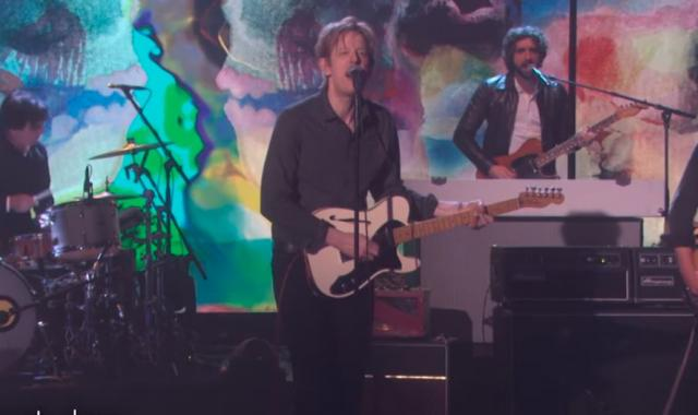 C&L's Late Nite Music Club With Spoon