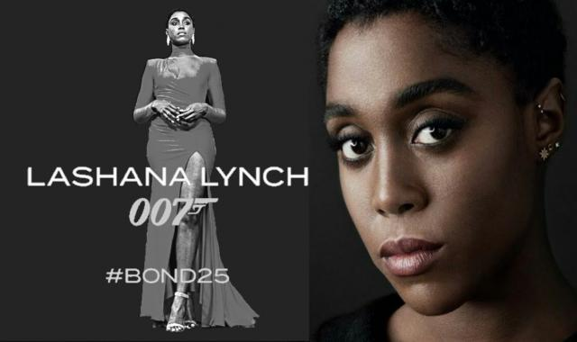007 Becomes A Black Woman - And Some Men Lose Their Minds