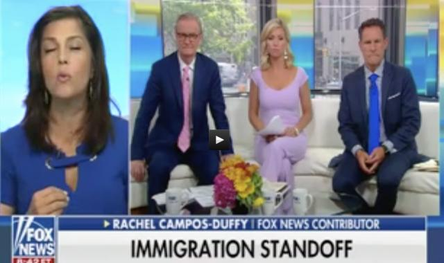 Fox And Friends Guest Claims ICE Protects Sex Trafficking Victims