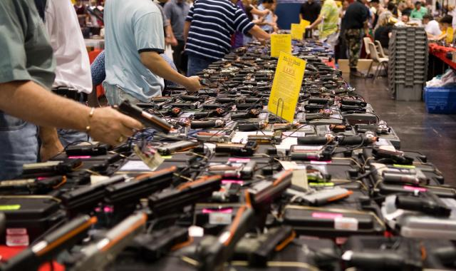 Increasing Numbers Of Americans Support Gun Background Checks