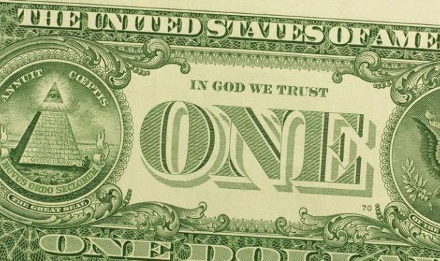 Kentucky School District Complies With Mandatory 'In God We Trust' Displays With Framed Dollar Bills