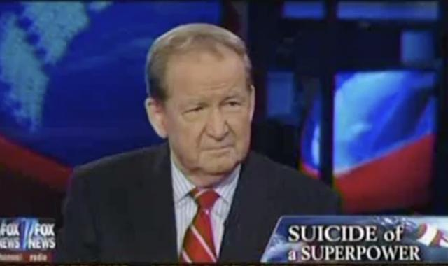 Pat Buchanan Defends El Paso Shooter's Fears Of Hispanic 'Invasion': 'Accurate And Valid'