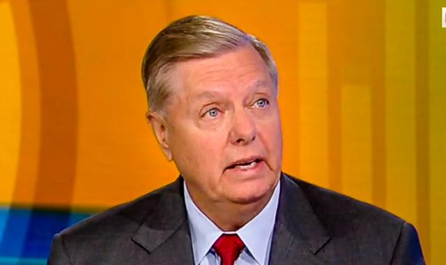 Graham Throws Trump Kids Under The Bus To Biden Smear: 'You Can't Investigate One Family And Not The Other'